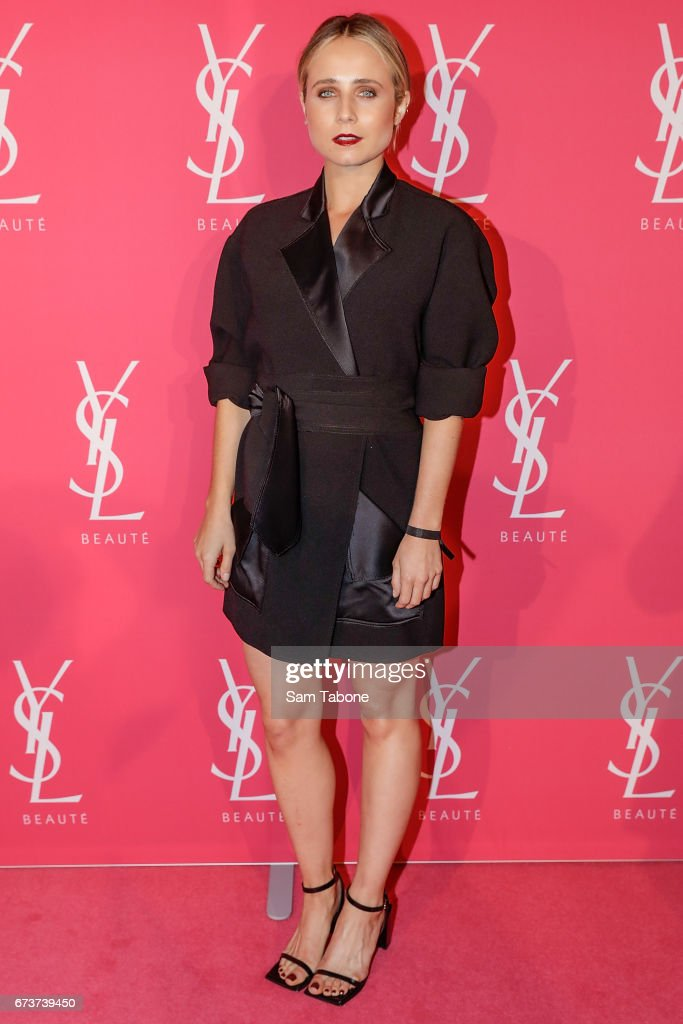 YSL Beauty Club Takes Over Melbourne