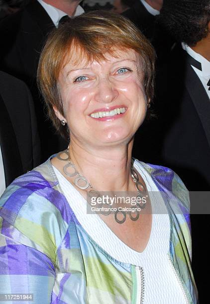 Tessa Jowell during 2006 Cannes Film Festival Il Caimano Premiere at Palais des Festival in Cannes France