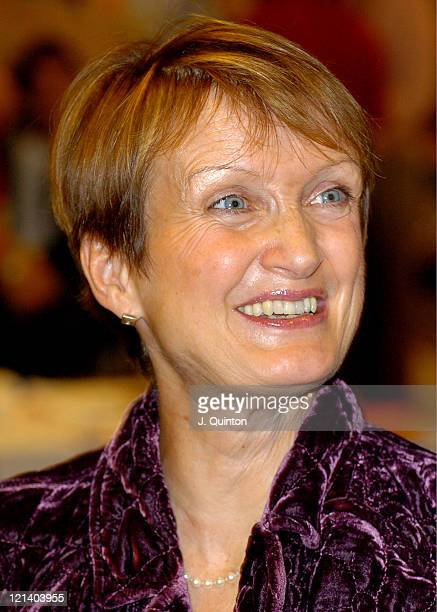 Tessa Jowell during Olympic Team GB Welcome Home Party at Hamleys in London Great Britain