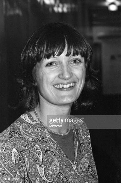 Tessa Jowell, Labour candidate in the Ilford North by-election, 24th January 1978.