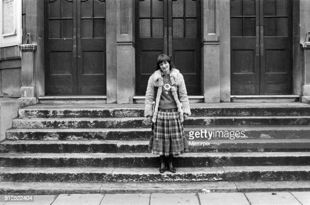 Tessa Jowell, Labour parliamentary candidate for the Ilford North by-election, 1st March 1978.