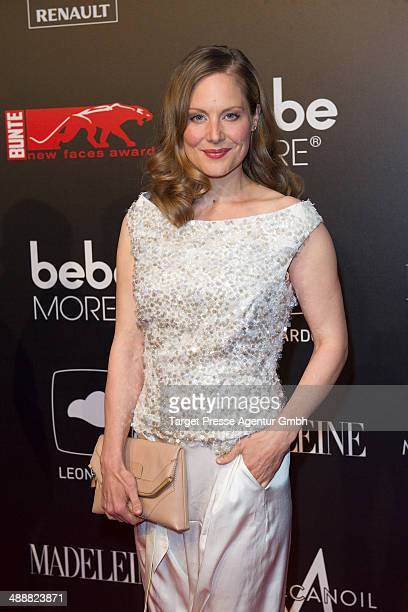 Tessa Mittelstaedt attends the 'New Faces Award Film 2014' at eWerk on May 8 2014 in Berlin Germany