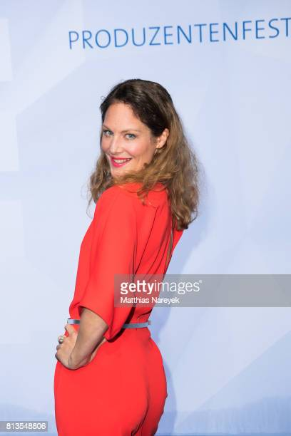 Tessa Mittelstaedt attends the Summer Party of the German Producers Alliance on July 12 2017 in Berlin Germany