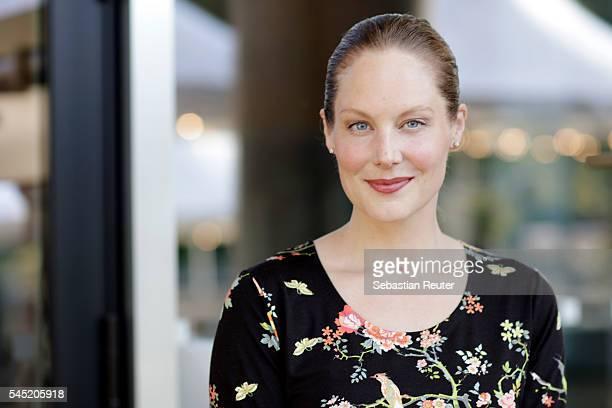 Tessa Mittelstaedt attends the summerparty of Produzentenallianz on July 5 2016 in Berlin Germany