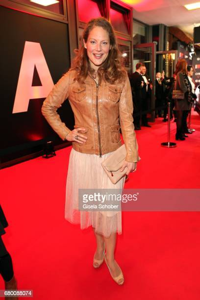 Tessa Mittelstaedt during the New Faces Award Film at Haus Ungarn on April 27 2017 in Berlin Germany