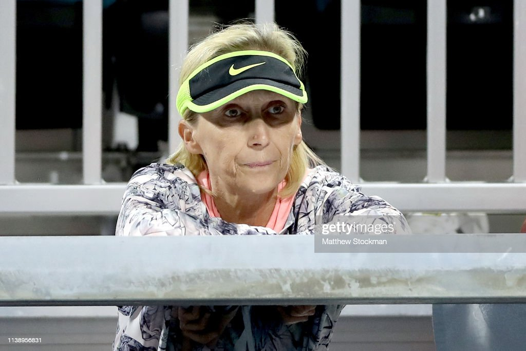 Miami Open 2019 - Day 11 : News Photo