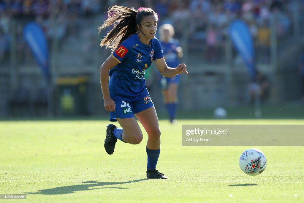 W-League Rd 11 - Newcastle v Perth : News Photo