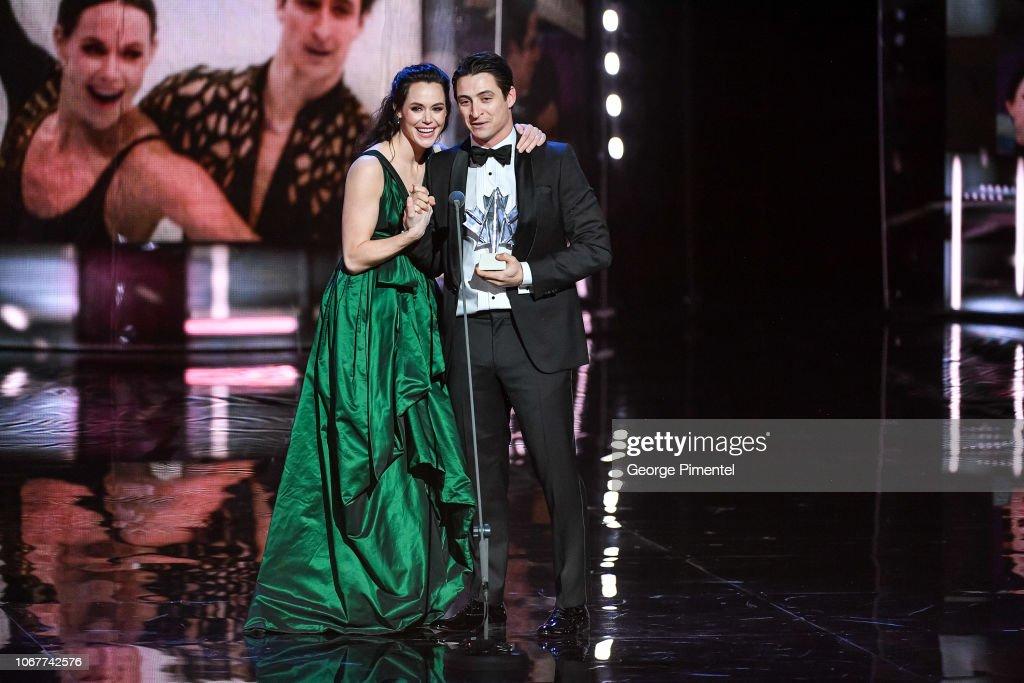 2018 Canada's Walk Of Fame Awards : News Photo