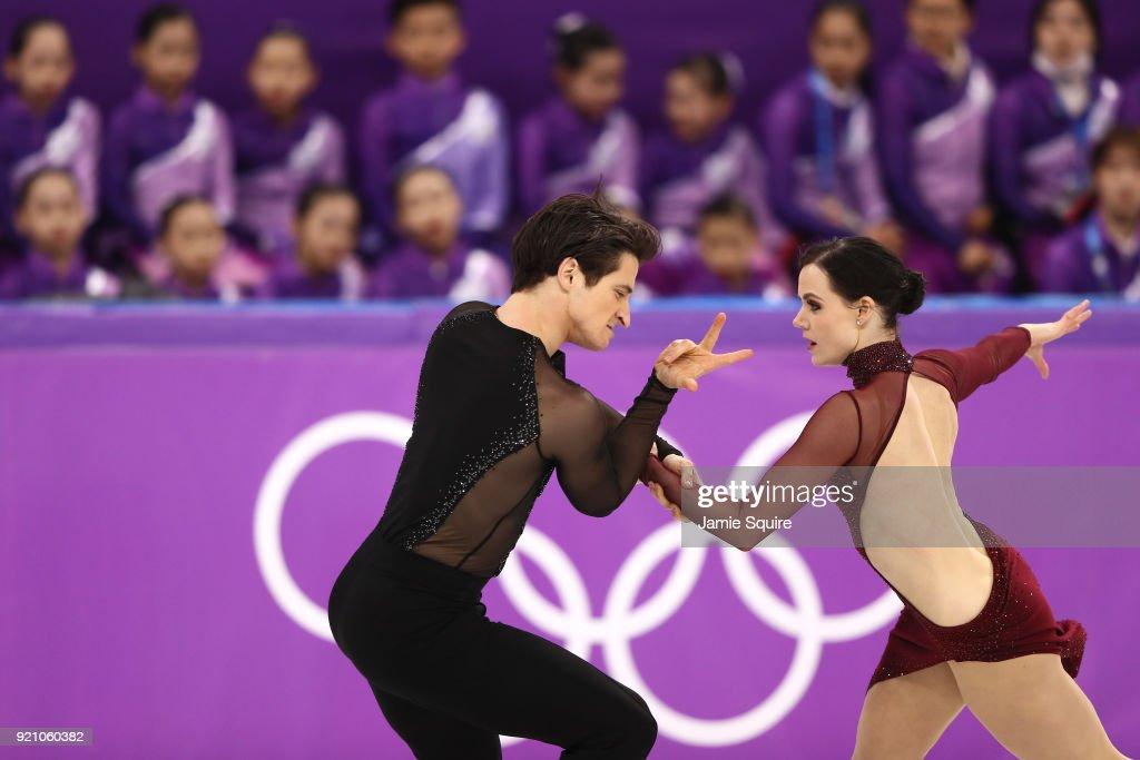Figure Skating - Winter Olympics Day 11 : News Photo