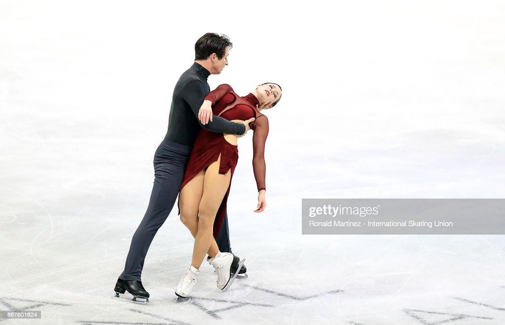 ISU Grand Prix of Figure Skating Skate Canada International