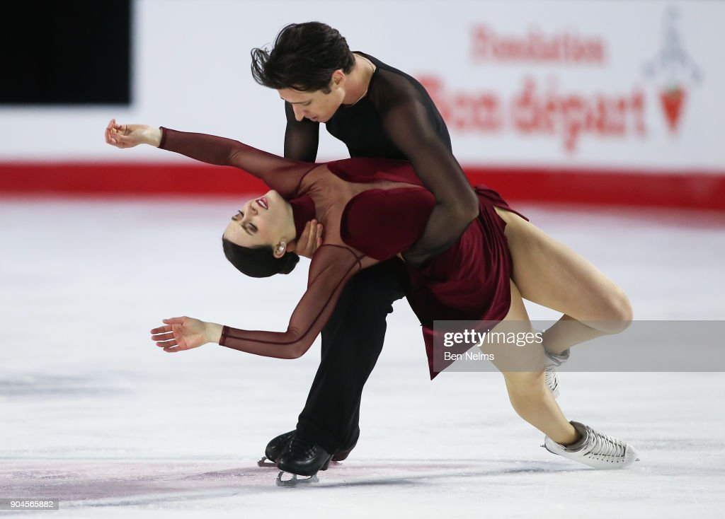 2018 Canadian Tire National Skating Championships : News Photo