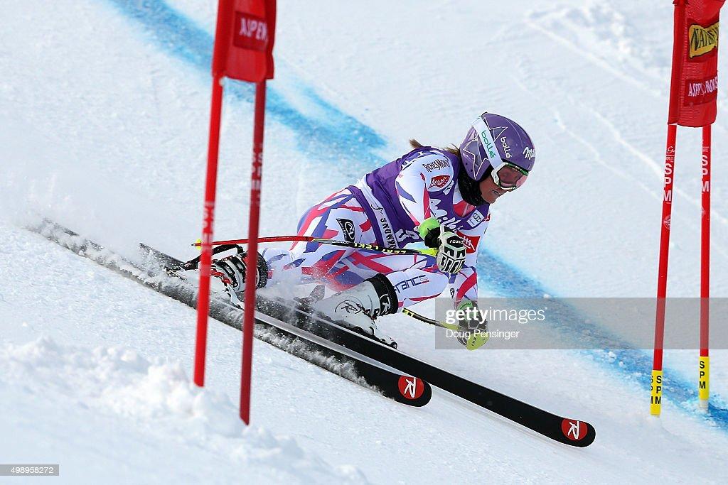 Audi FIS Ski Nature Valley Aspen Winternational - Day 1 : News Photo