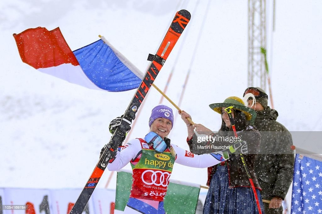 FIS Ski World Cup Opening Soelden : Photo d'actualité