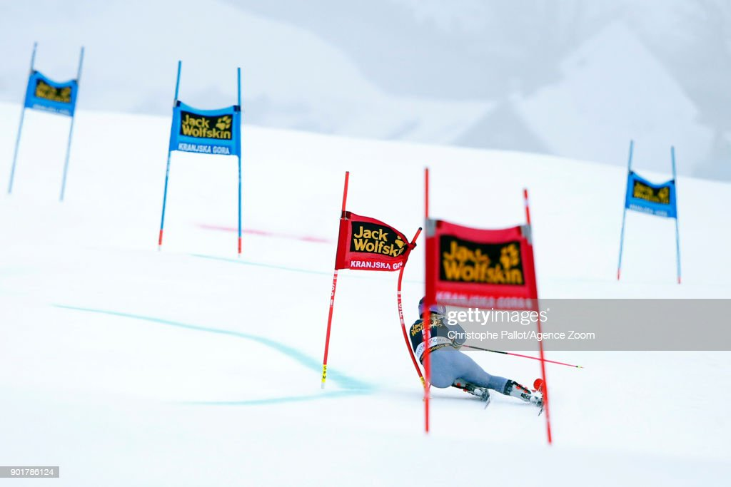 Audi FIS Alpine Ski World Cup - Women's Giant Slalom : News Photo
