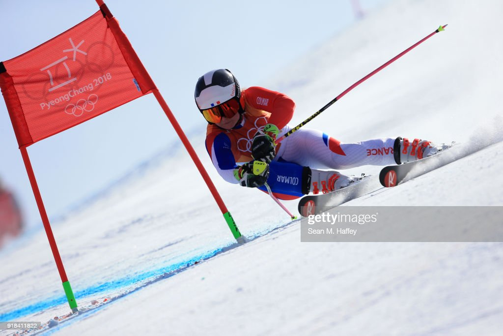 Alpine Skiing - Winter Olympics Day 6 : Photo d'actualité
