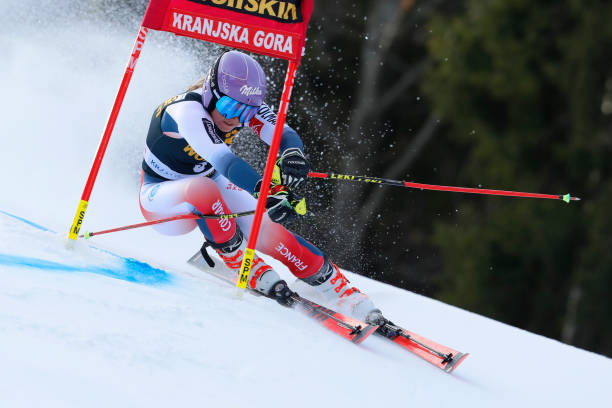 SVN: Audi FIS Alpine Ski World Cup - Women's Giant Slalom