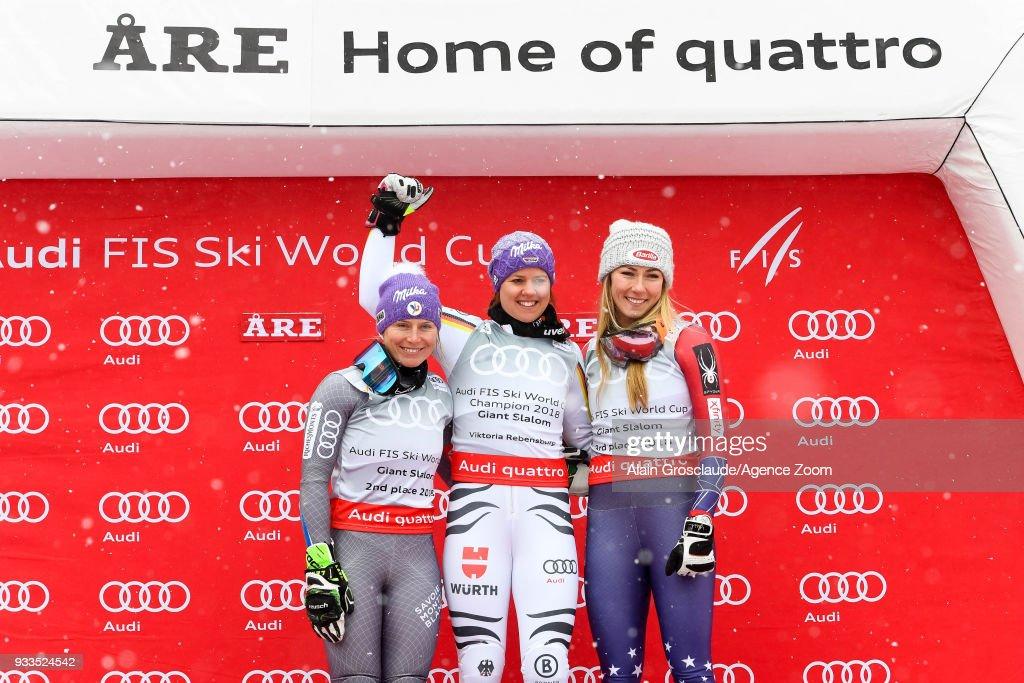Audi FIS Alpine Ski World Cup Finals - Women's Giant Slalom