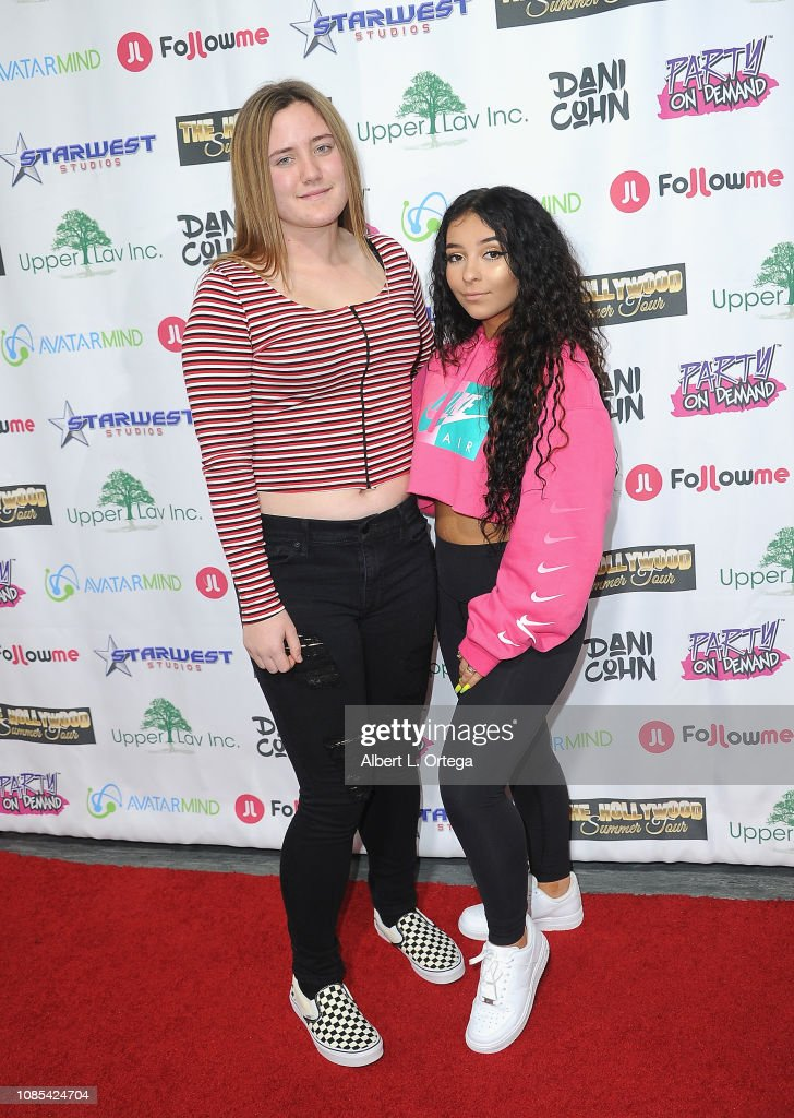 "Danielle Cohn's Music Video Release Party For ""Lights Camera Action!"" : News Photo"