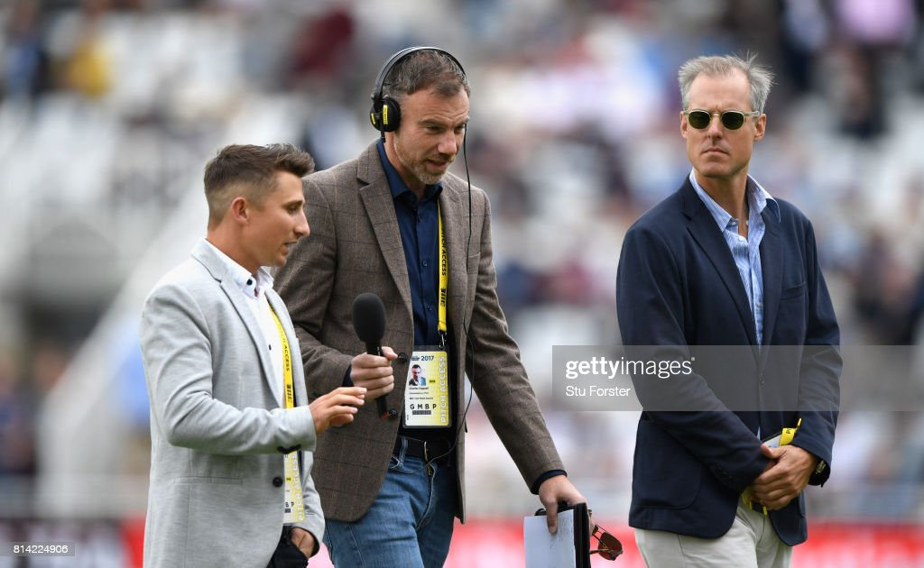 England v South Africa - 2nd Investec Test: Day One