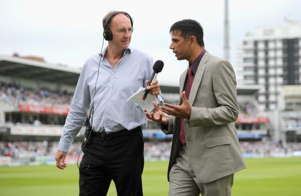 England v India: 2nd Investec Test - Day Four : News Photo