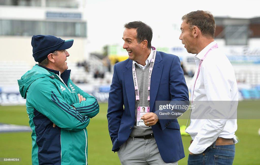 England v Sri Lanka: 2nd Investec Test - Day One