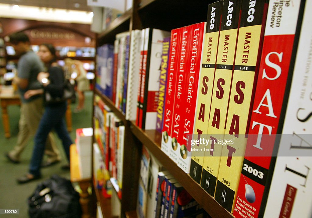 SAT Test To Be Revamped : News Photo