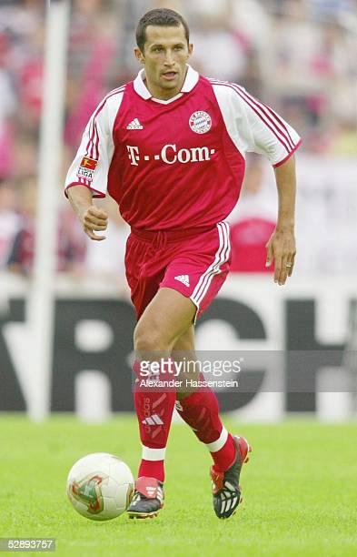 Testspiel 2003 Chemnitz VfB Chemnitz FC Bayern Muenchen 111 Hasan SALIHAMIDZIC/Bayern