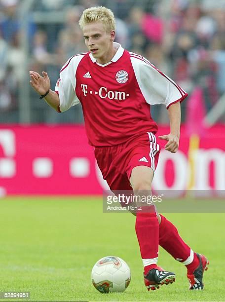 Testspiel 2003 Chemnitz VfB Chemnitz FC Bayern Muenchen 111 Tobias RAU/Bayern
