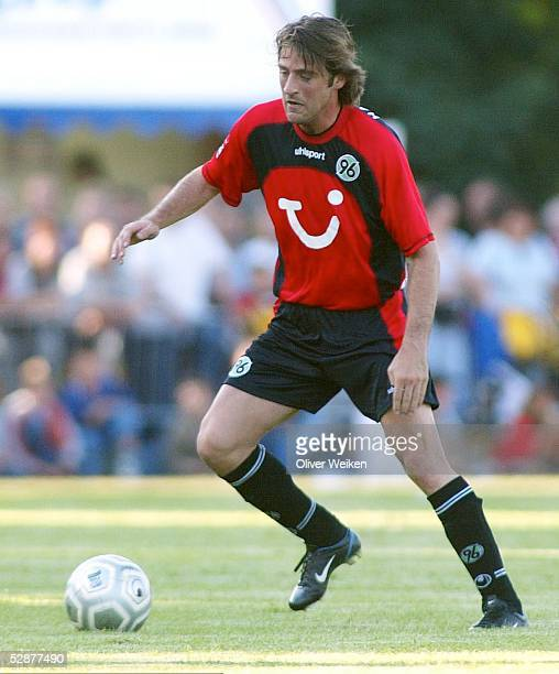 Testspiel 2003, Ilten; Hannover 96 - Slavia Prag 2:1; Thomas CHRISTIANSEN/Hannover