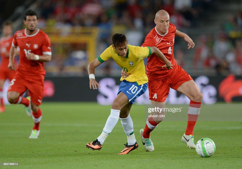 Schweiz Gegen Brasilien