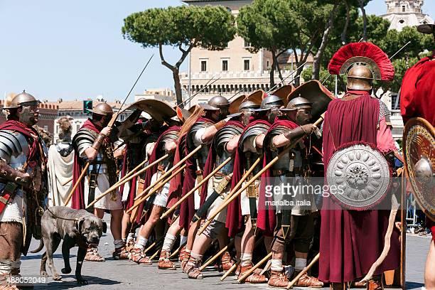 testudo - legion etrangere stock pictures, royalty-free photos & images