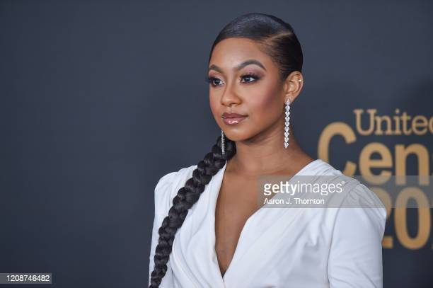 Tetona Jackson attends the 51st NAACP Image Awards at the Pasadena Civic Auditorium on February 22 2020 in Pasadena California