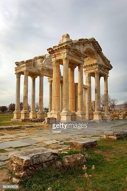 Tetrapylon of Aphrodisias, Turkey