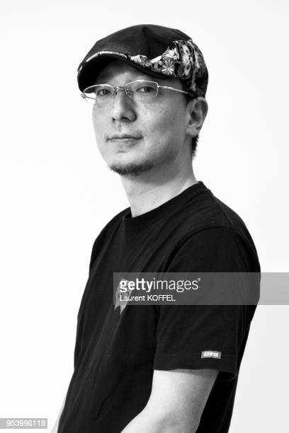Tetsuya Nishio session portrait at the Japan expo in Paris in France on July 4 2009 CLEARANCE REQUIRED BEFORE ANY USAGE CONSULT GAMMA