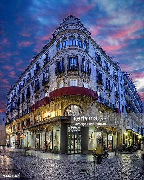 Tetuan street in Sevilla, Andalusia, Spain