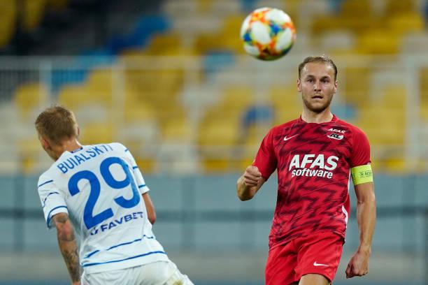 Dinamo Kiev v AZ Alkmaar - UEFA Champions League