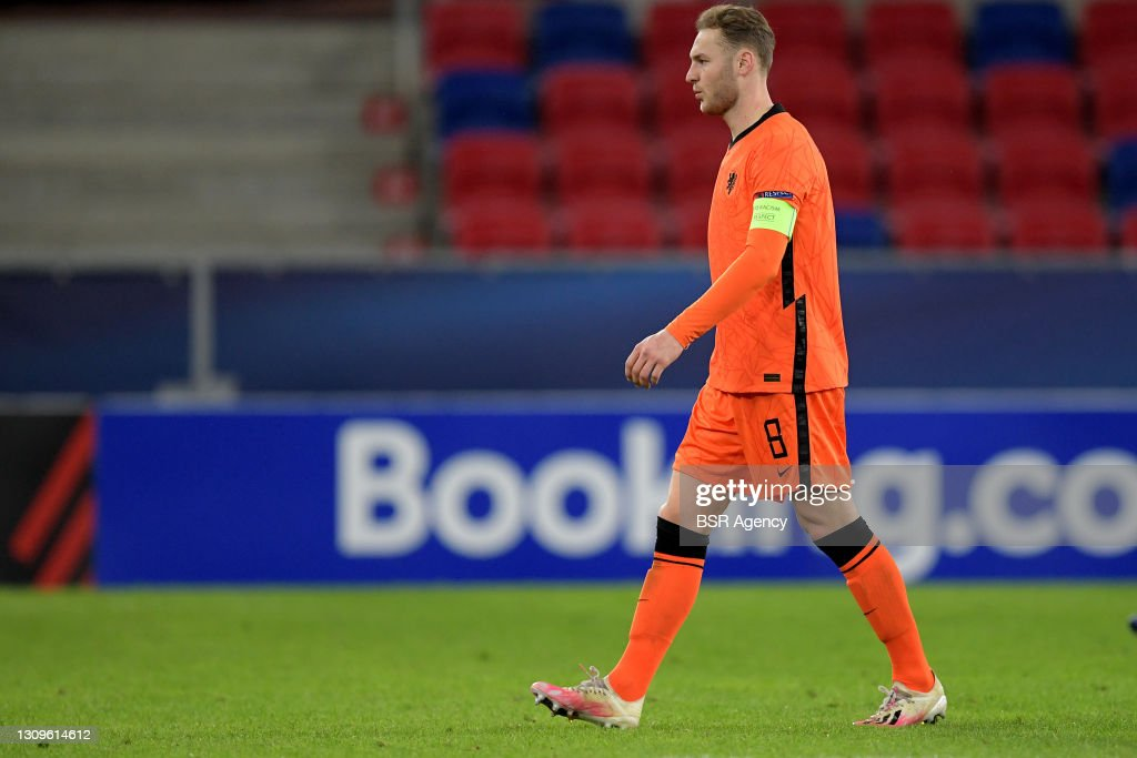 Germany v Netherlands - 2021 UEFA European Under-21 Championship : News Photo