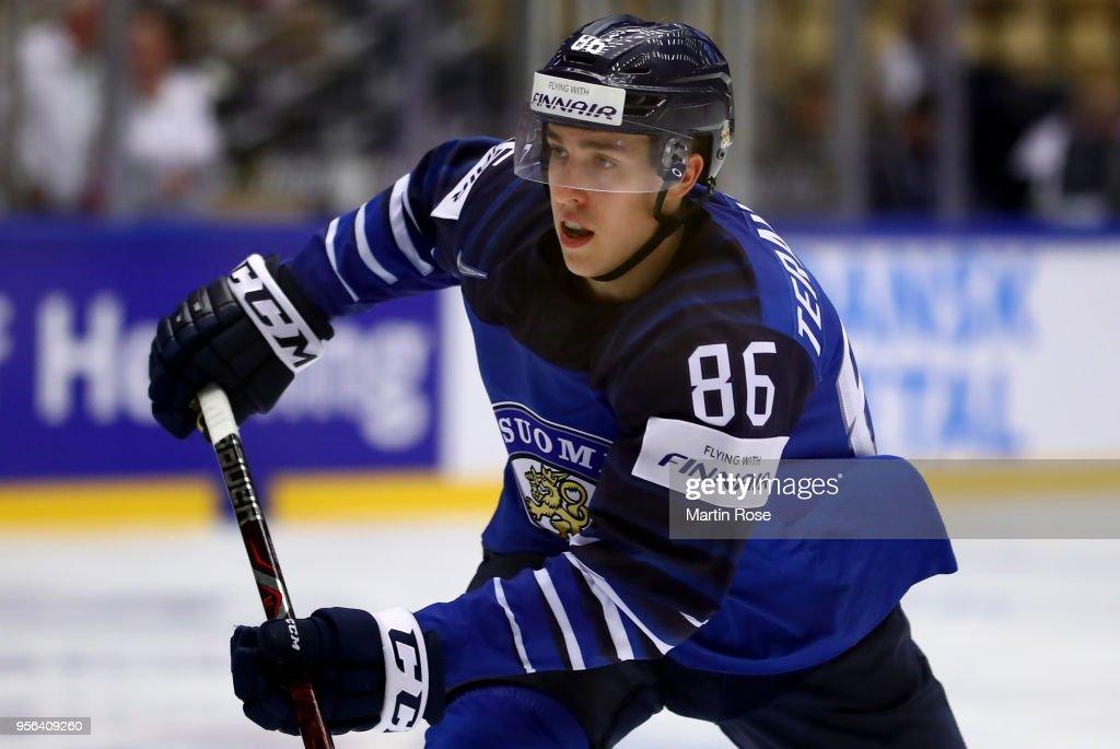 Finland v Norway - 2018 IIHF Ice Hockey World Championship : News Photo