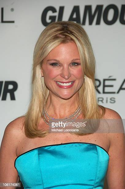 Tevision personality Juliet Huddy attends The Glamour Magazine 2007 Women of The Year Awards at Lincoln Center's Avery Fisher Hall on November 5 2007...