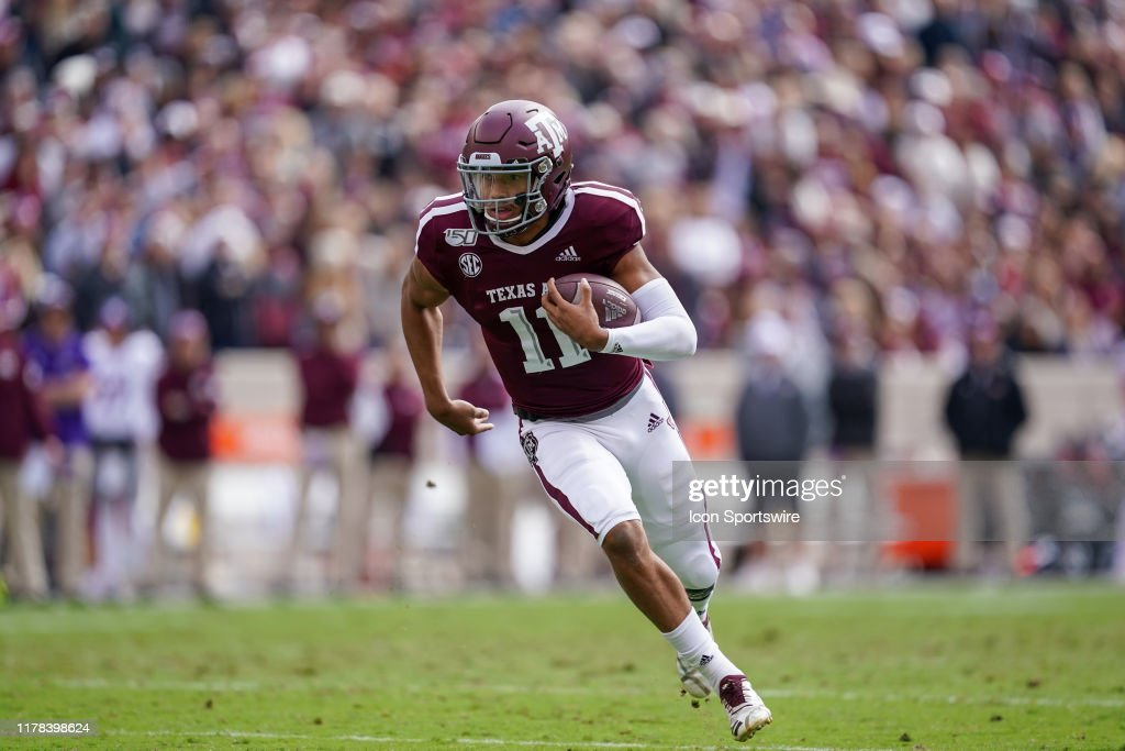 COLLEGE FOOTBALL: OCT 26 Mississippi State at Texas A&M : News Photo