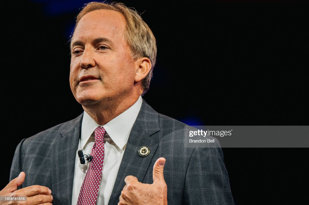 2021 CPAC Conference Features Donald Trump And Conservative Luminaries : News Photo