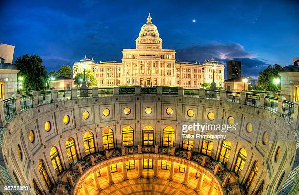 texas capitol - austin texas stock photos and pictures