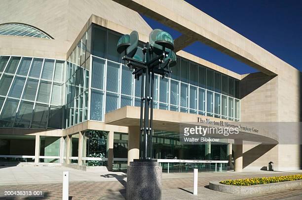 USA, Texas, Dallas, Morton H. Meyerson Symphony Center