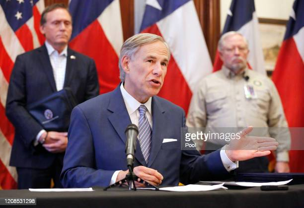 Texas Governor Greg Abbott announced the US Army Corps of Engineers and the state are putting up a 250-bed field hospital at the Kay Bailey Hutchison...