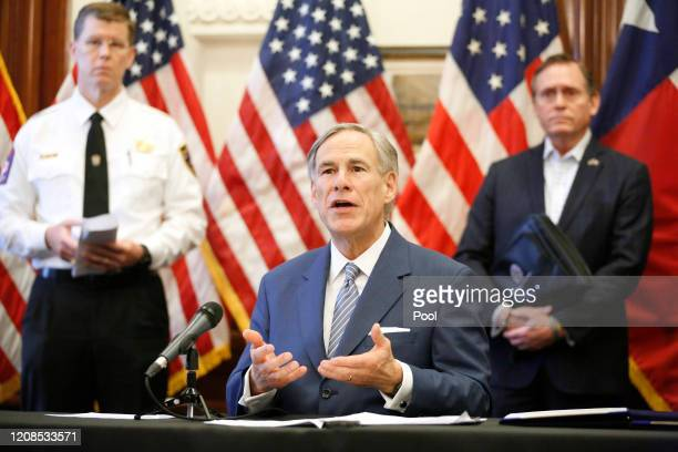 Texas Governor Greg Abbott announced the US Army Corps of Engineers and the state are putting up a 250bed field hospital at the Kay Bailey Hutchison...
