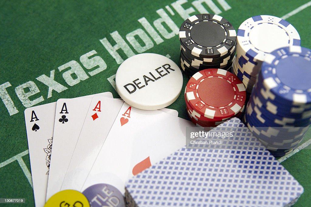 Programming poker machines