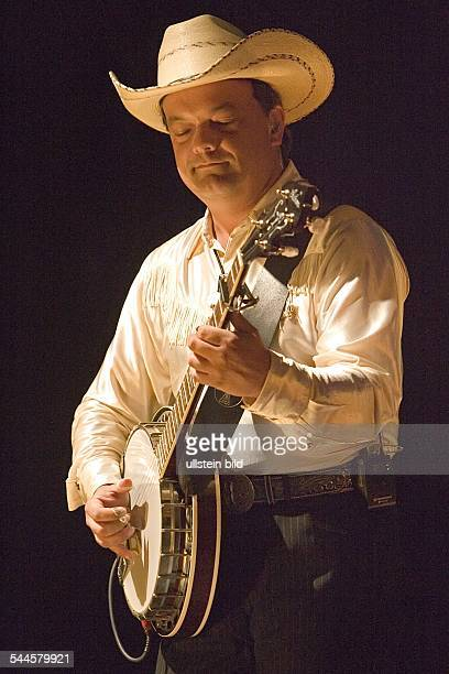 Texas Lightning, Countryband , Auftritt in der Columbiahalle, , Berlin, Markus Schmid