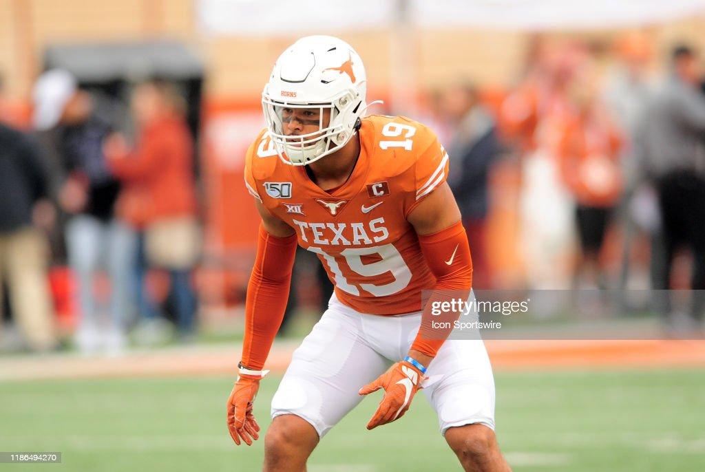 COLLEGE FOOTBALL: NOV 29 Texas Tech at Texas : News Photo