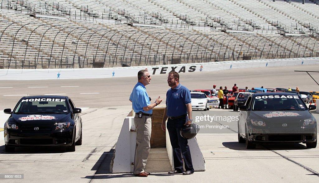 Texas Motor Speedway Announces Scion Drag-N-Brag Program to Help Dallas/Fort