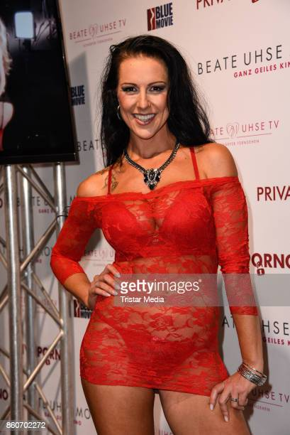 Texas Patti during the Venus Erotic Fair Opening 2017 on October 12 2017 in Berlin Germany